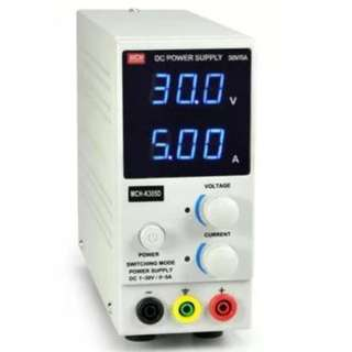 Lab Bench Variable Power Supply 30V 5A