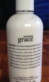 Genuine Amazing Grace Firming Body Emulsion by Philosophy