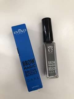 Eyeko brow magic brow boost in dark