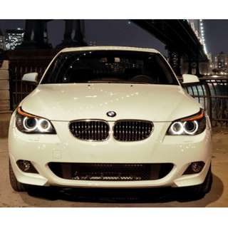 BMW E60 M SPORT FULL BODYKIT