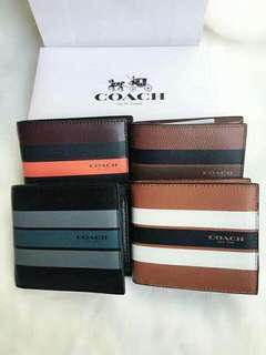 Coach wallet for mens!