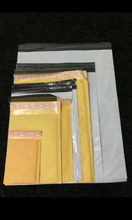 bubble envelope and polymailer