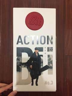 🚚 Action Bii簽名專輯