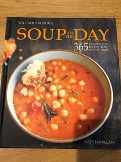Soup of the day - 365 recipes for every day of the day