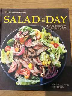Salad of the day - 365 recipes for every day of the year