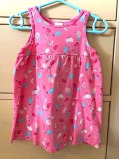 H&M Fruitti Dress