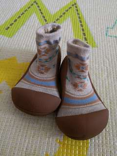 Attipas Aztec Brown Shoes (US5. 5)