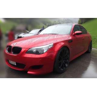 BMW E60 M5 FULL BODYKIT