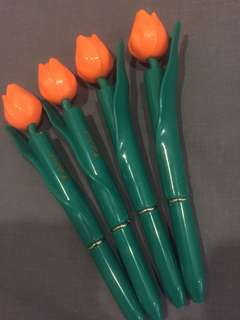 Tulip Pens from Holland