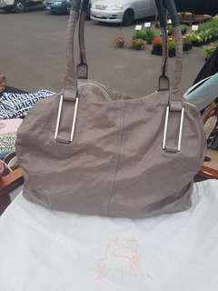 Excellent condtion full leather genuine Tilkah handbag