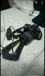 Nikon D90 swap hp