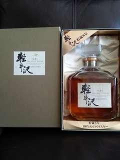 日本威士忌 輕井沢 8年