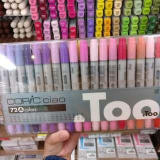 Copic Pens