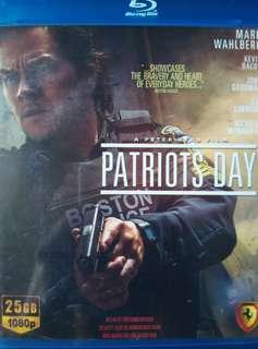 Patriots day Blu-ray movie