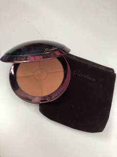 Guerlain terracotta 4 Seasons in 2 naturel blondes