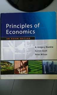 Principles of Economics/ A Level Economics