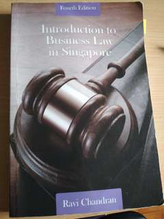 Introduction to Business Law 4th Edition