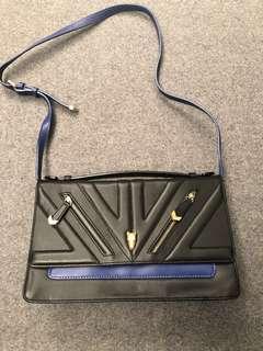 韓國品牌Lapalette真皮手袋Shoulder Bag