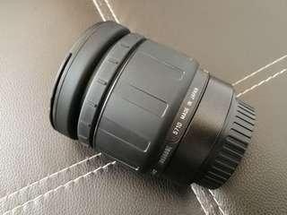 Lens Tamron 28-200mm made in japan