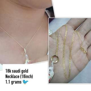 PAWNABLE NECKLACE