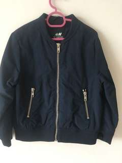 H&M Bomber Jacket Boy