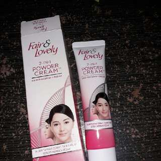 Fair Lovely 2in 1 Powder Cream
