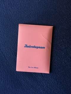 Twicetagram 官方卡包