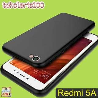 Matte Case HP Xiaomi Redmi 5a ~ Murah & Berkualitas ~