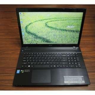 【出售】ACER Aspire V3-772G 17.3吋 i7 四核心 電競筆電