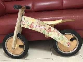 Kiddimoto kurve balance bike - quop