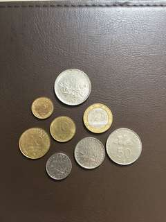 Lot of 🇫🇷 coins