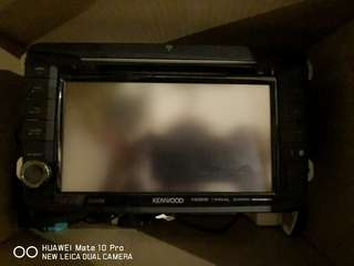 "Dvd player 7"" Kenwood"