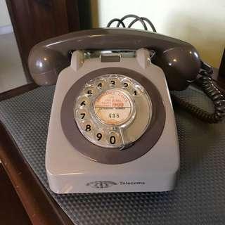 Singtel Rotary Telephone