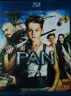 Pan Blu Ray