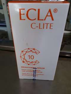 Ecla C-Lite Brightening Serum 10 gr