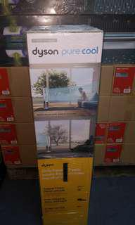 Dyson TP04 Pure Cool Purifying Tower Fan, White/Silver