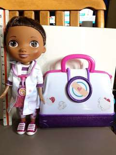 30% off Magic Talking Doc McStuffins Doll and Bag