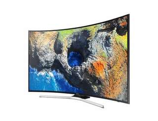 Samsung Led TV 55MU6300 55inch UHD 4K Smart TV Curved Design