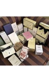 Authentic Tester Perfume