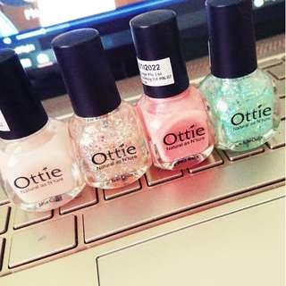 🚚 Ottie Nail polish