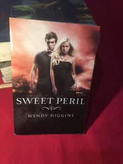 Novel inggris Sweet Peril