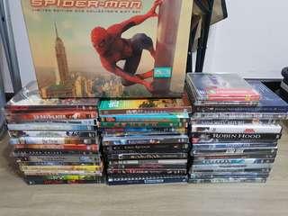 HOTZ! DVD Clearance!