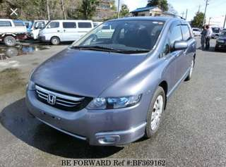 Honda Odyssey For Rent