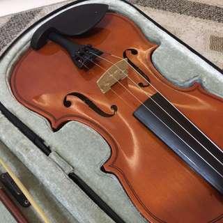 Bachendarff Violin