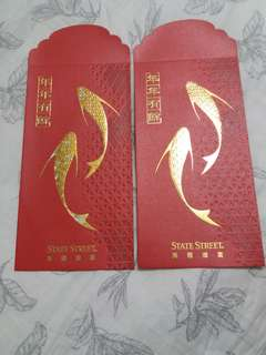 Red Packets - State Street Bank