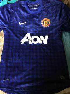 Jersey keeper Manchester United 2012-13