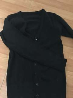 Cardigan polos knitted