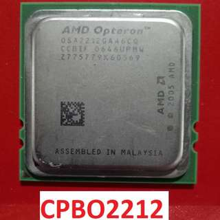 FOR SALE!OPTERON 2212