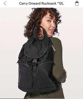 🇨🇦Lululemon backpack