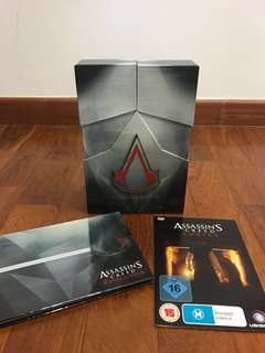 Assassin's Creed: Revelations Collector Edition (No Game)